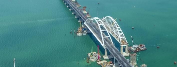Длина Керченского моста