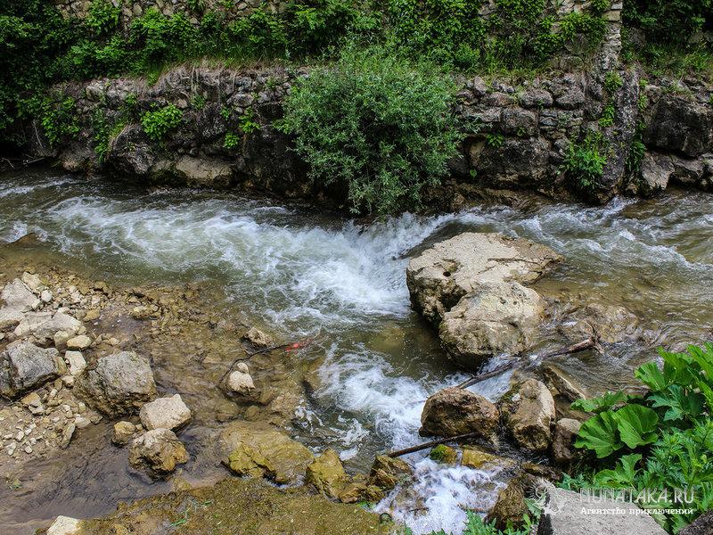 Река Аминовка