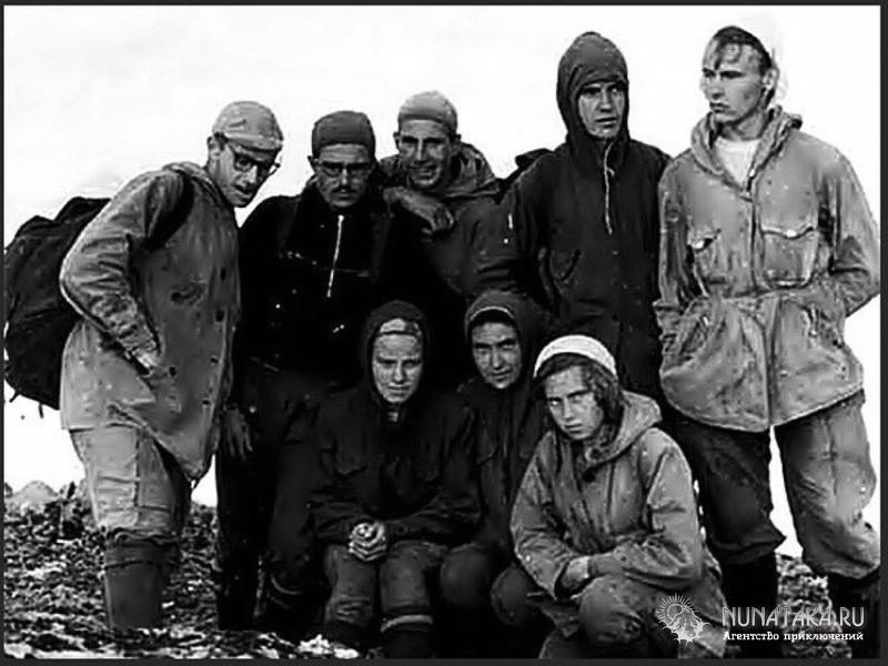 Тайная гибель группы Дятлова