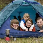 Как организовать семейный туристический поход