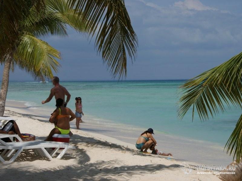 Доминикана . Пляж и море
