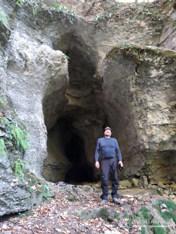 Пещера Духан