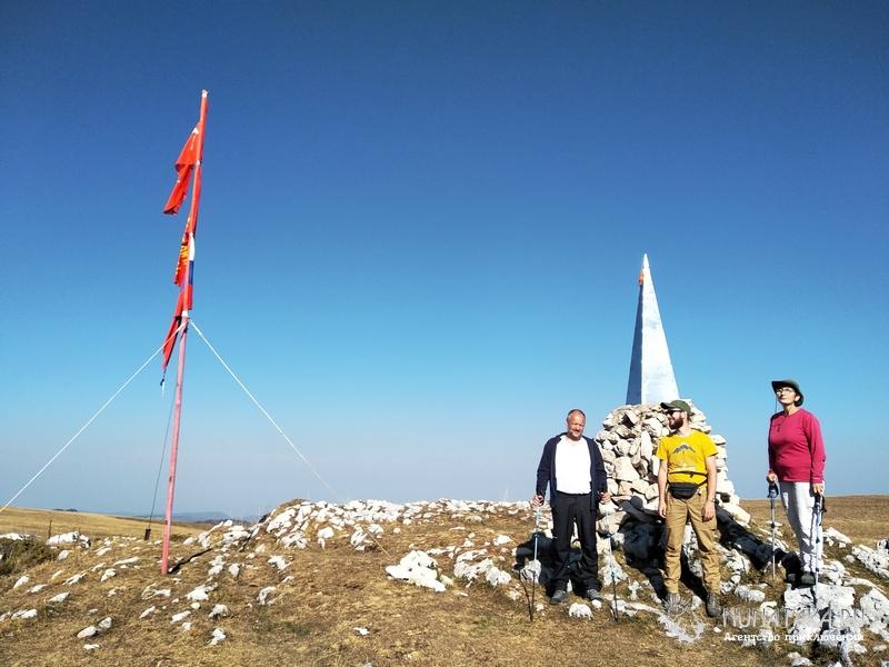 Хребет Нагай-Кош