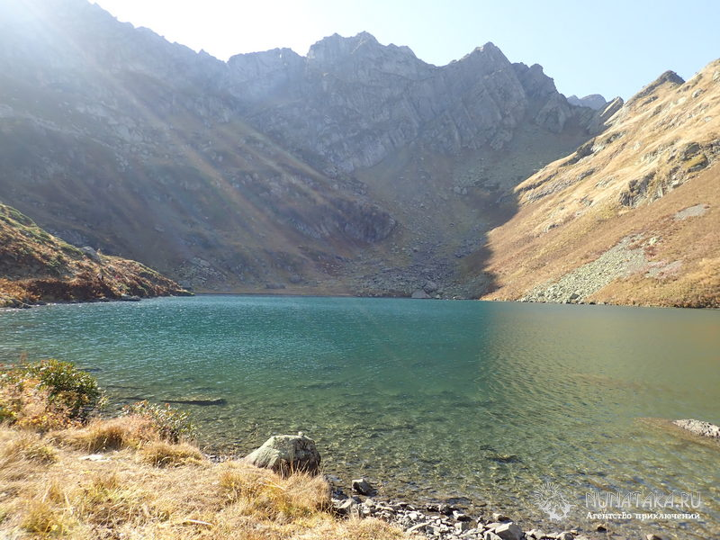 Озеро Мзи